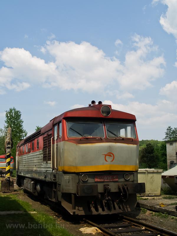 A ŽSSKC 751 036-5 Füle fotó
