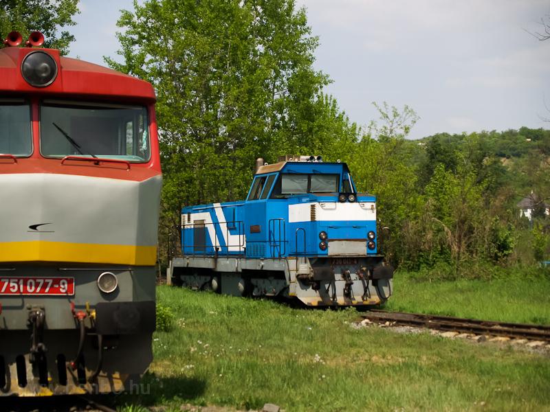 A ŽSSKC 736 013-4 Füle fotó