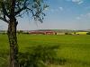A 6342 011-1 pályaszámú Desiro motorvonat Kalonda és Rapp között, Szlovákiában