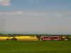 The 6342 011-1 Desiro between Kalonda (Kalonda, Slovakia) and Rapp (Rapovce, Slovakia)
