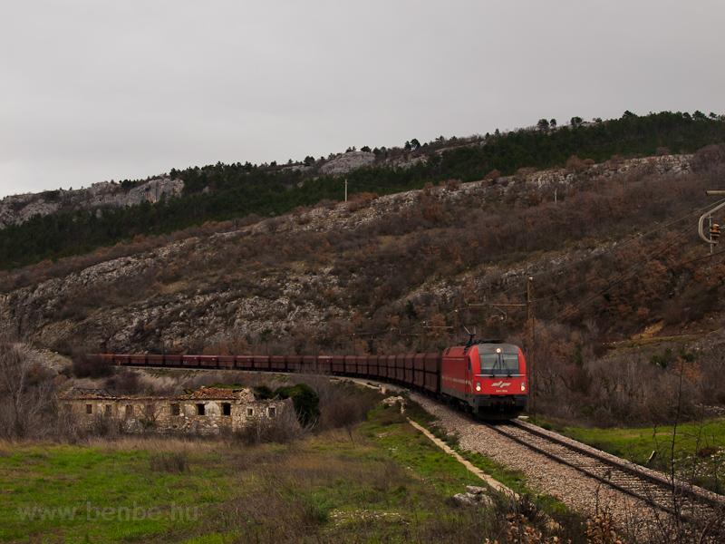 Az ŠZ 541 004 tehervon fotó