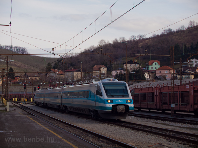 A Pendolino seen at Maribor photo