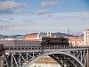 The 664-109 seen at Maribor on the Drava bridge