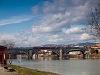 A 814-124 Mariborban a Dráva-hídon