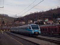 A Pendolino seen at Maribor