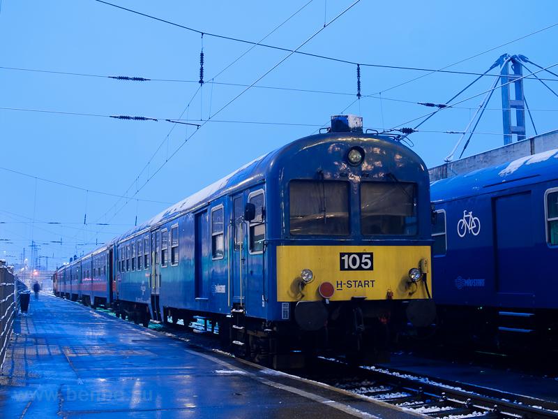 A BDt 105 Csörgő-vezér fotó