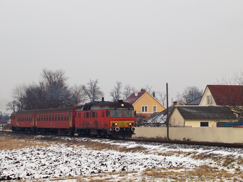 Az MDmot 3022 Debrecen és Szepeshalom között fotó
