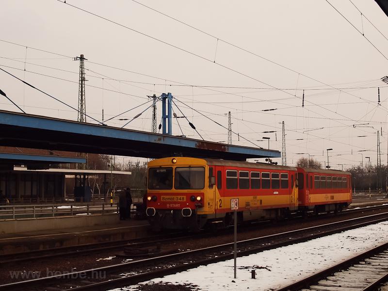 A Bzmot 348 Debrecenben fotó