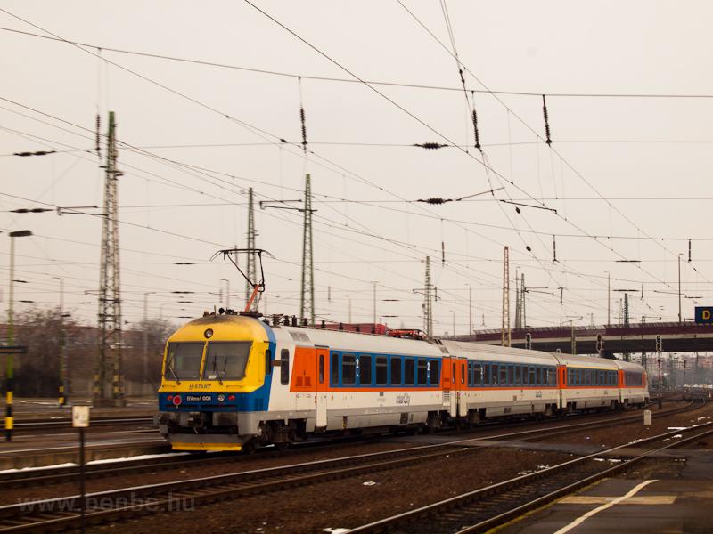 A BVmot 001 Debrecenben fotó