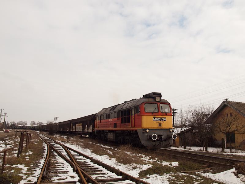 Az M62 324 Érmihályfalván fotó