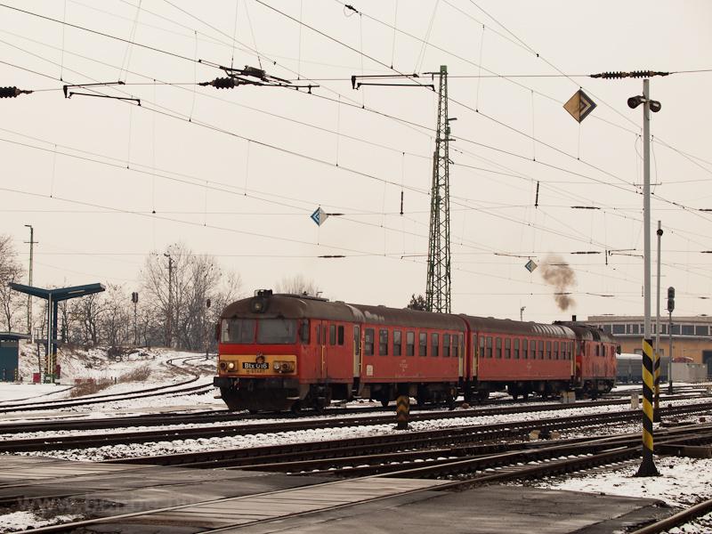 A Btx 016 tolat Debrecenben fotó