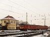 A Btx 016 tolat Debrecenben