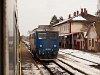 A CFR 60-1400-5 pályaszámú Sulzere Érmihályfalva (Valea lui Mihai, Románia) állomáson