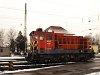 Az M44 416 tolat Debrecenben