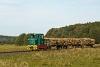 A Csömödéri Erdei Vasút C50 405 Nyírlakos és Bánokszentgyörgyi elágazás között