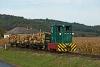 A Csömödéri Erdei Vasút C50 405 Kányavár és Töröszneki elágazás között