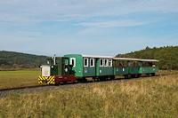 A Csömödéri Erdei Vasút 8235 409 Nyírlakos és Bánokszentgyörgyi elágazás között