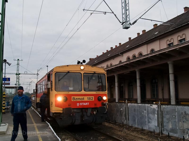 A Bzmot 182 Zalaegerszegen fotó