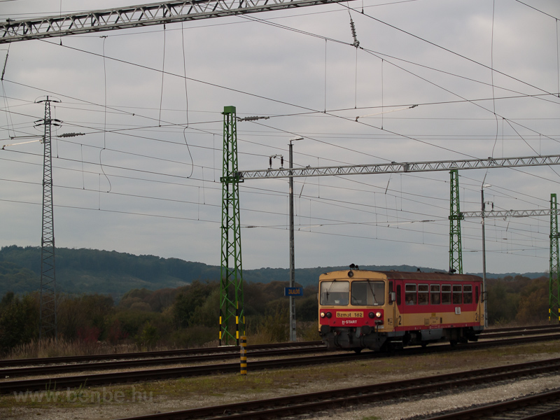 The Bzmot 182 at Zalalövő photo