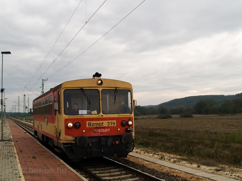 A Bzmot 319 Zalacséb-Salomv fotó