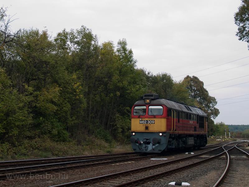 Az M62 309 Pácsonyban fotó