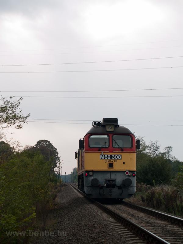Az M62 308 Pácsonyban fotó
