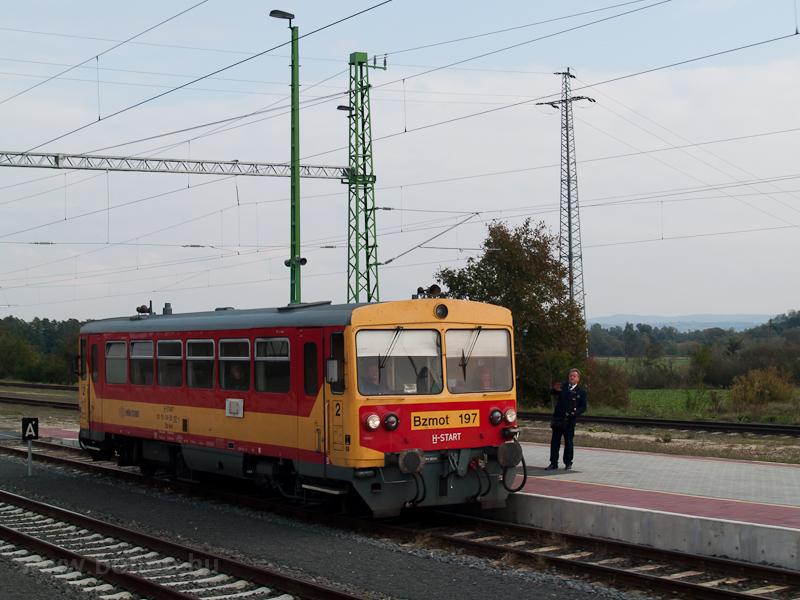 A Bzmot 197 Zalaszentivánba fotó
