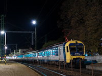 A MÁV-START BVhmot 200 Nagykanizsán
