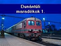 Dunántúli maradékok 1.