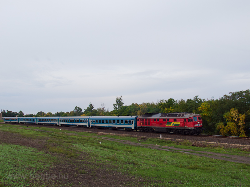 The GYSEV 651 003-1 seen be photo