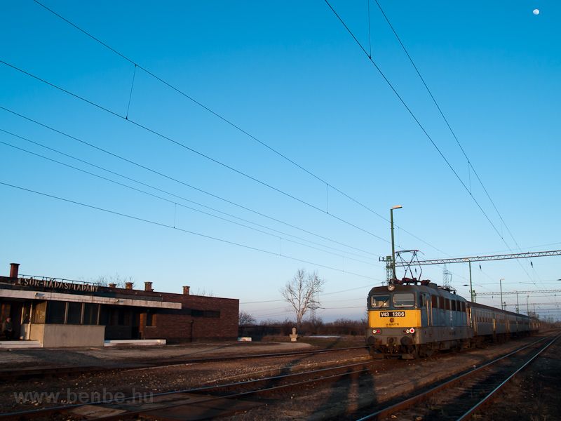 Csór-Nádasdladány station photo