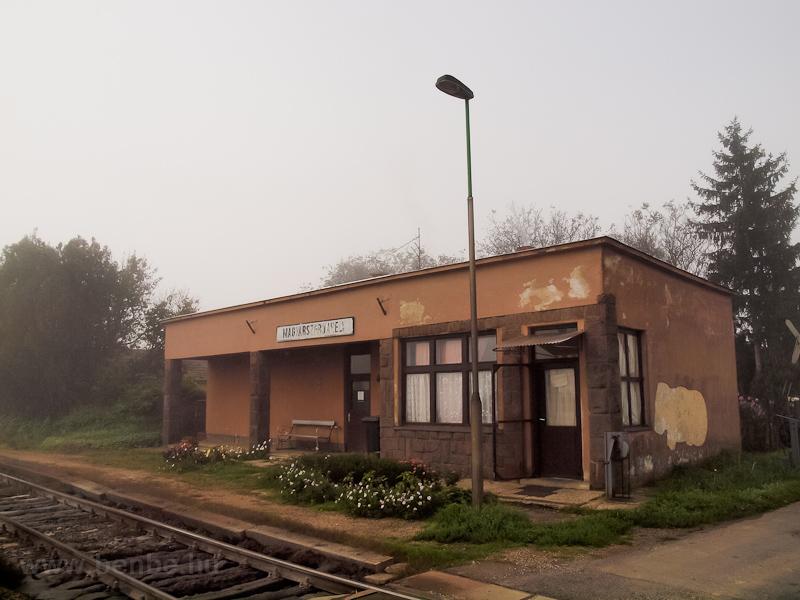 Stop at Magyarszerdahely photo