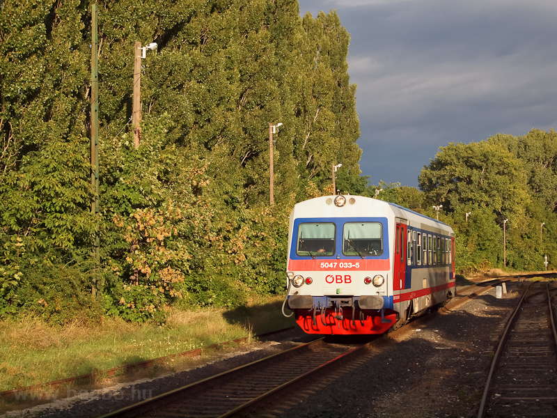 The ÖBB 5047 033-5 seen bet picture