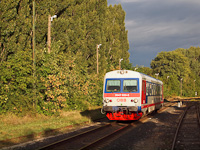 The ÖBB 5047 033-5 seen between Sopron-Déli and Loipersbach-Schattendorf