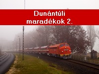 Dunántúli maradékok 2.