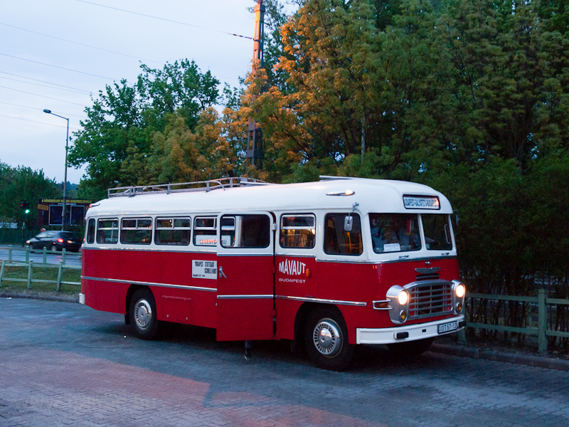 The MÁVAUT Ikarus 311 seen  photo