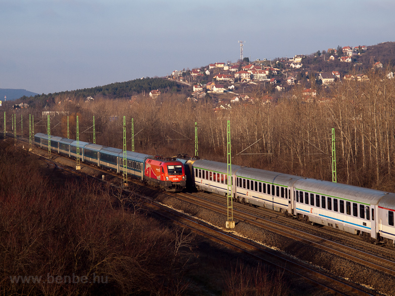 The ÖBB 1116 072  Gebrüder  picture