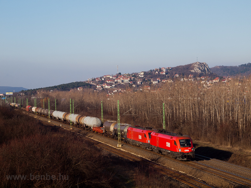 The ÖBB 1116 054 and 1116 0 picture