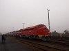A MÁV-Nosztalgia kft. M61 019 Tapolca állomáson