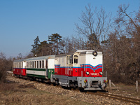 The M�V Mk45 2002 seen between Normafa and Sz�chenyi-hegy