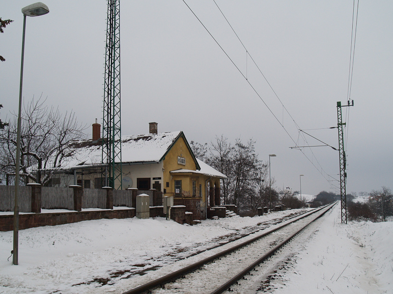 Márkó depot photo