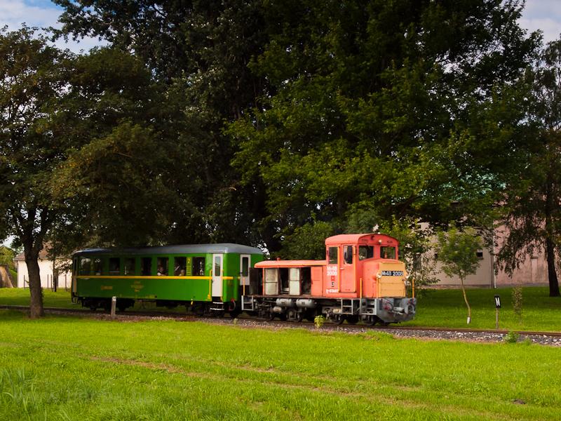 A MÁV-START Mk48 2008 Imrem fotó