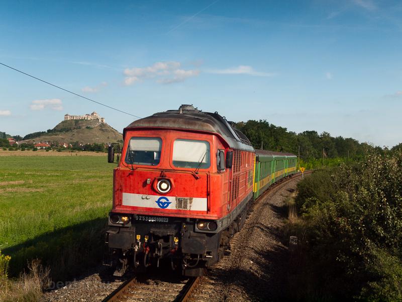 A GYSEV 651 023 Sümeg és Ny fotó