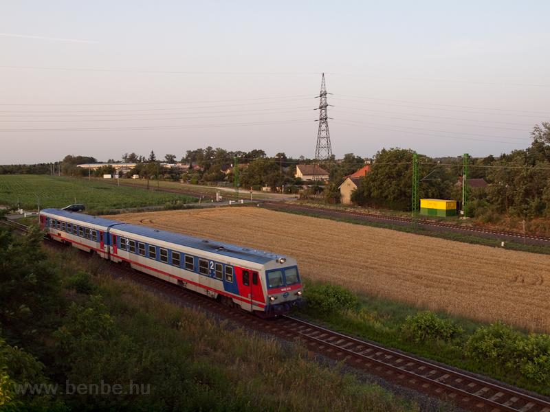 A GYSEV 1446 514 Gyöngyöshermán és Szombathely között fotó