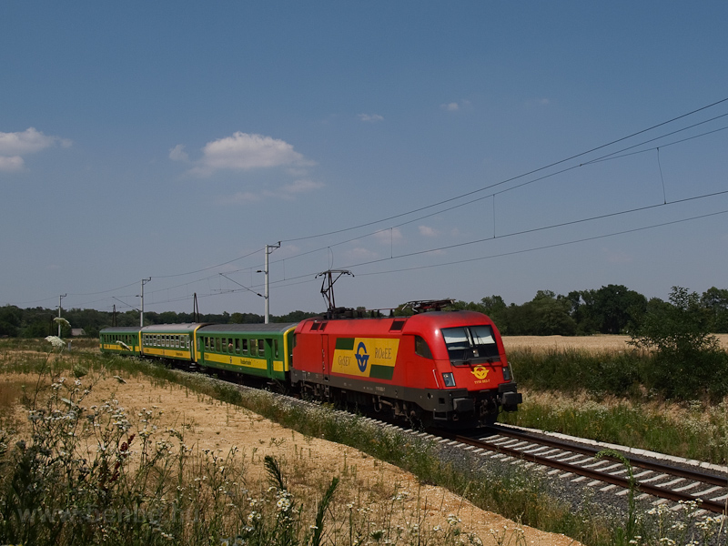 A GYSEV 1116 063-7 Ják-Balo fotó