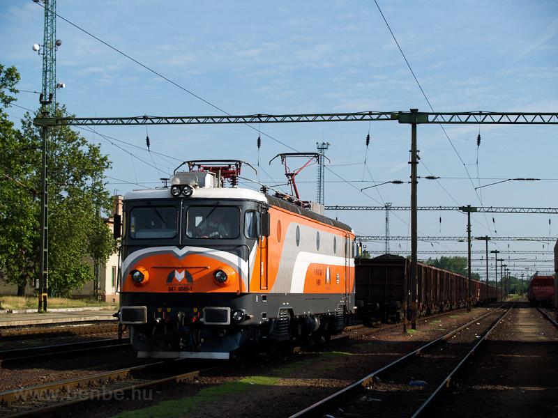 Az MMV 047 0040-1 Dunaújvár fotó