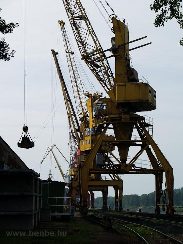 A Dunaújvárosi Kikötő  fotó