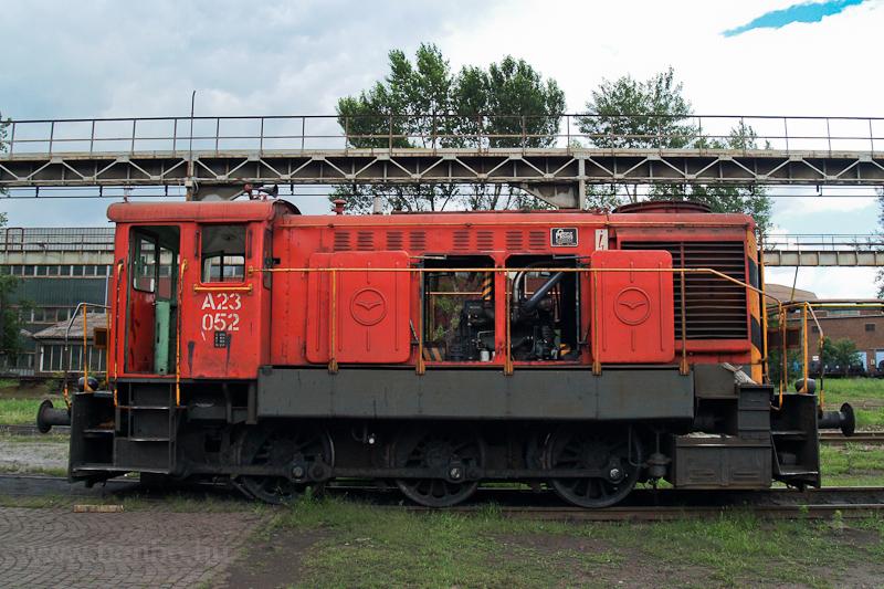 Az ISD Dunaferr A23 052 a f fotó