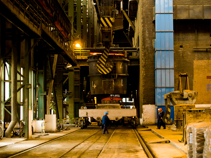 The Continous Steel Mill picture