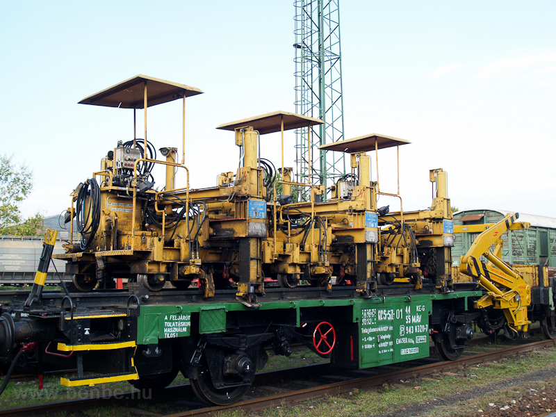 Track maintenance machines  photo